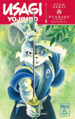 Usagi Yojimbo IDW nº 01: Bunraku y otras historias